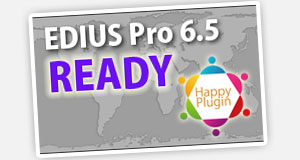 ISP Plug-ins EDIUS Pro 6.5 Ready