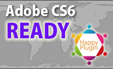ISP Plug-ins Adobe CS6 Ready!