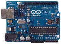 図 2 Arduino UNO