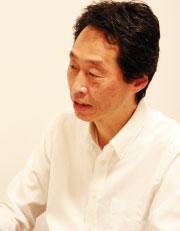 事業本部 第3事業セグメント 大和田浩司。 ISPでは数少ないハードウェア技術者として、専門的な知見と豊富な開発経験を持つ。