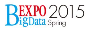 [お知らせ]ビッグデータEXPO 東京 2015春 出展のお知らせ