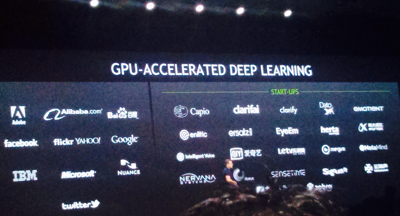 GPU Technology Conference 2015 Keynote 2