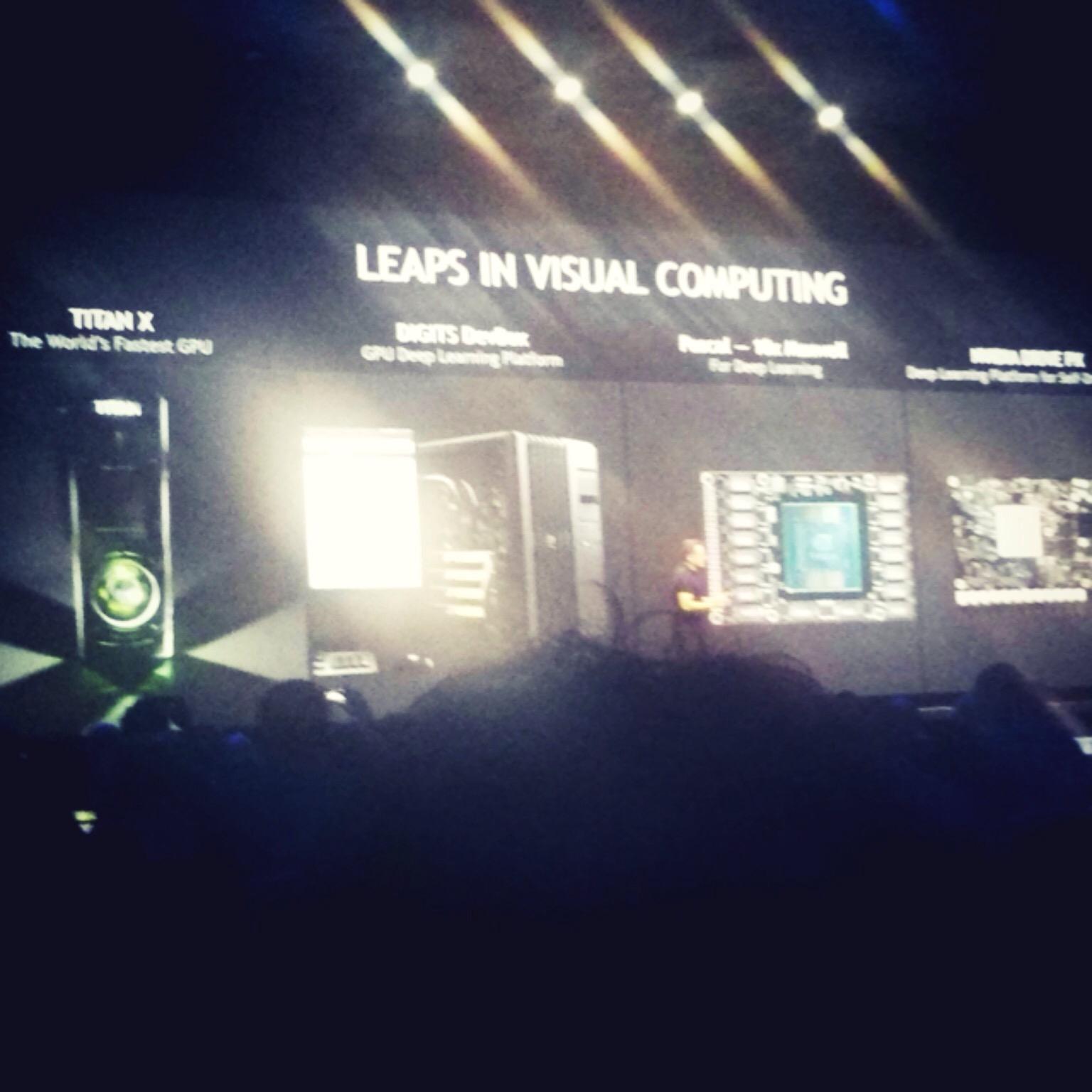 GPU Technology Conference 2015 Keynote 5