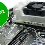 NVIDIA Jetson TX2を動かしてみました