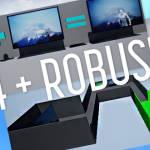 UE4 に ROBUSKEY を組み込んでみた
